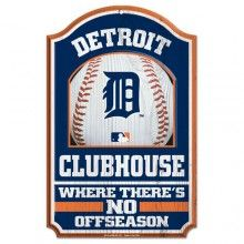 Detroit Tigers Sign Clubhouse