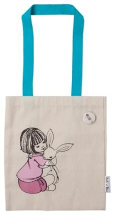 Belle And Boo Book Bag
