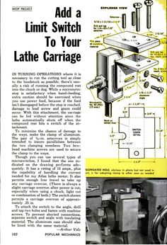 Make your own Gemstone faceting machine ( Lapidary Machine ). Page - 7