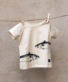 EM Makrill T-shirt Barn - emma och malena