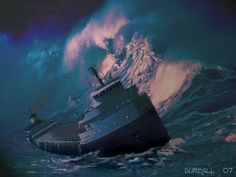 The SS Edmund Fitzgerald was an American Great Lakes freighter that made headlines after sinking in a Lake Superior storm on November 10, 1975, with the loss of the entire crew of 29.
