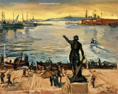 The Port of Toulon