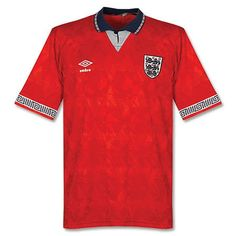 Italia  90 England Away Shirt England Away Shirt 733dd2c12