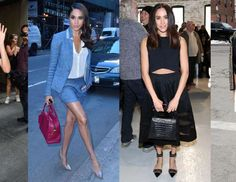 From structured dresses to crop top sets, Suits actress (and Prince Harry's girlfriend) Meghan Markl... - undefined