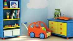 Kinderzimmer babyzimmer jugendzimmer gestalten on for Cars kinderzimmer komplett