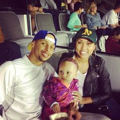 Stephen Curry Wins the NBA Finals and the Cutest Family Award