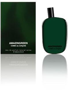 コム デ ギャルソンから、新フレグランス「AMAZINGREEN」が誕生。|ニュース|ファッション|VOGUE