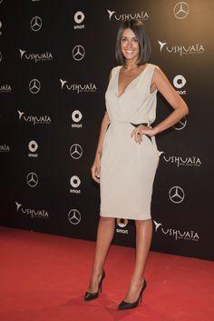 Noelia López en el evento de presentación Smart Ushuaïa Limited Edition 2016