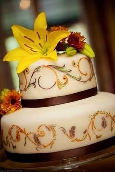 Cooking Books: Another wedding cake