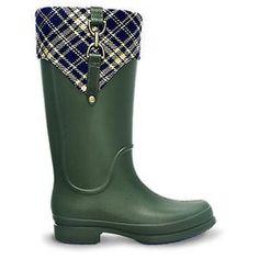 Crocs Bridle Wellie Rain Boots