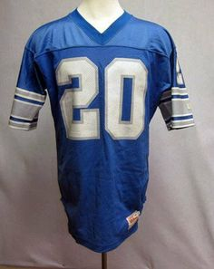 Signed Barry Sanders Jersey - PSA/DNA Certified - Autographed NFL Jerseys by Sports Memorabilia. $255.50. Barry Sanders Signed Detroit Lions Jersey PSA/DNA Auto