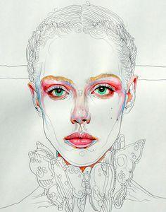 Frida Gustavsson by Matthew Gaulke