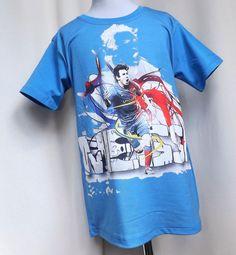 Messi Fuesball Fans - Kinder Jungen T-shirt Gr. 122-140