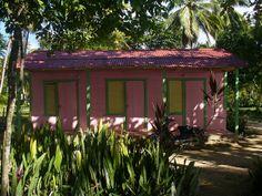 Casa tipica al frente de Playa Bonita by nandoth, via Flickr