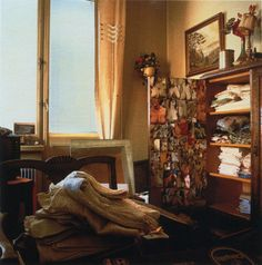Miriam Bäckström, Estate of a Deceased Person, 1992-1996