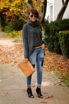 60 Stylish Ways To Wear a Basic Pair of Blue Jeans | StyleCaster