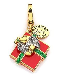 limit edition juicy couture charms | Juicy Couture Limited Edition '09 Present Charm review at Kaboodle