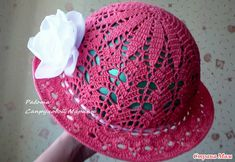 "Hat ""On the Beach"""