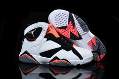 "Buy Girls Air Jordan 7 ""Hot Lava"" White Black-Hot Lava Discount from  Reliable Girls Air Jordan 7 ""Hot Lava"" White Black-Hot Lava Discount  suppliers. 092336c7d"