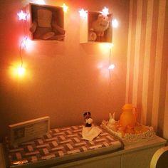 Coisas da Doris: quarto de bebê