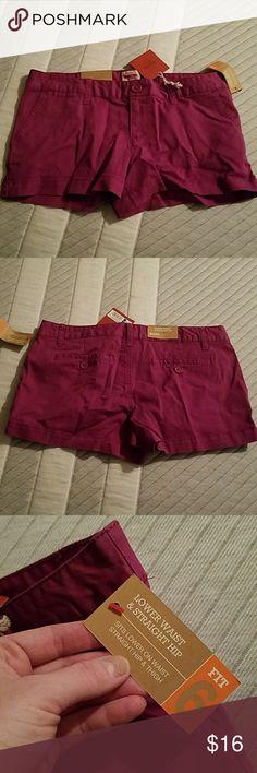 Mossimo Fuschia Fit 6, Size 9 shorts. NWT. Mossimo Fuschia Fit 6, Size 9 shorts. NWT. Mossimo Supply Co Shorts