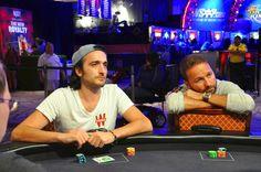 David Kitai et Daniel Negreanu World Series Of Poker, Vegas Shows, David