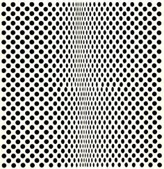 Bridget Riley, Fission, 1963