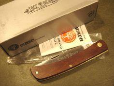 Boker Tree Brand Argentina High Carbon Wood Sodbuster Bowie Hunter Pocket Knife #Boker