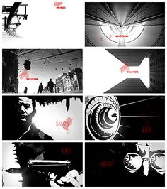 By Any Means (2013) — Art of the Title Show and movie titles design. Motion graphics and typography