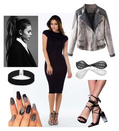 """""""School"""" by agb0207 ❤ liked on Polyvore featuring ASOS"""
