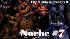 Misión #1 20/20/20/20 - Noche 7 - Five Nights At Freddy's 2 - Español - ...
