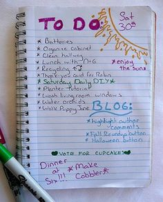 Play It Again, Momma: Simplifying Your To Do List - MomAdvice