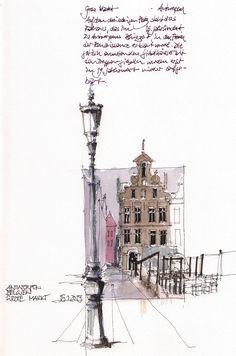 https://flic.kr/p/ssiyq4 | Antwerpen, Grote Markt, B | 2015