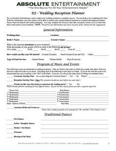 7 Best Images of Printable Wedding Planner Contract Agreement - Wedding Planner Contract Template, Wedding Planner Contract Sample Templates and Event Planner Contract Template