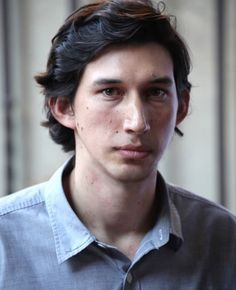 Adam Driver looking soft and sexy