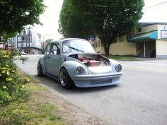 German+Look+Super+Beetle | Re: German Look tribute.. (WD-40)