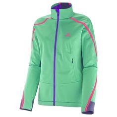 Salomon Equipe Vision Jacket | Laufjacken | Damen | 21run.com  #salomon #laufjacke #running