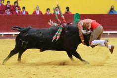 Bullfight in #Portugal - #Redondo Arena