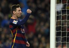 FC Barcelona 6 v 0 Athletic Club - La Liga