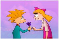 Love them<3 - Arnold and Helga Photo (31458847) - Fanpop