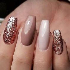 #acrylicnails #summer #fun #love #stilettonails #glitter #coffinnails #design #nailenvy #nailtrends #nailsofinstagram #glitter #squareletto #ballerina