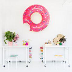 Donut fun!