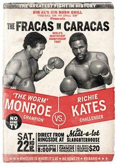 Monroe vs Kates