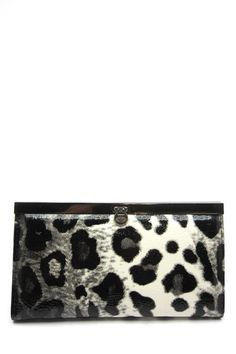 Black Spotted Frame Wallet  #DiscountedPalace #Frame