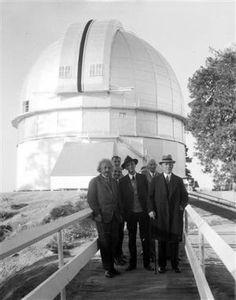 Mt Wilson Star Observatory — Pasádena