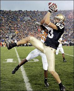 Jeff Samardzija Notre Dame Football, Nd Football, Football Uniforms, Football Jerseys, College Football, Touchdown Jesus, Notre Dame Irish, Go Irish, Navy Sailor