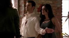 Hayley interrupts an intimate moment between Elijah+Gia TO pt 10 Elijah The Originals, Tv Series, Ruffle Blouse, In This Moment, Music, Youtube, Women, Dark, Fashion