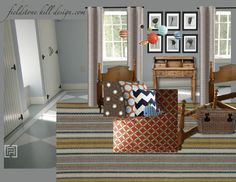 Updated Vision Design Board for the boys' room at Fieldstone Hill.  design by fieldstonehilldesign.com