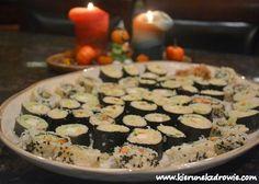 kierunek zdrowie: Wegańskie sushi - zdrowy lunch do pracy lub szkoły