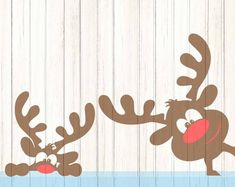 Christmas Stencils, Christmas Card Crafts, Personalized Christmas Ornaments, Christmas Svg, Christmas Holidays, Outdoor Christmas Tree Decorations, Barn Wood Crafts, Xmas Wreaths, Santa And Reindeer